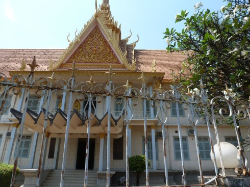 Government Building, Phnom Penh