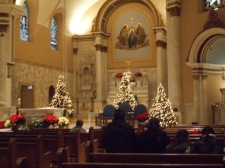 Notre Dame Basilica, Chicago